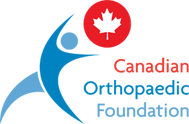 Canadian Orthopaedic Foundation logo